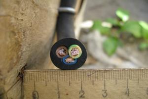 Как выбрать сечение кабеля для погружного насоса?